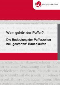 MCE-CONSULT AG - Wem gehört der Puffer